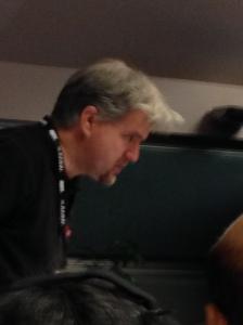 Mark Billinghurst  at the Glass Class