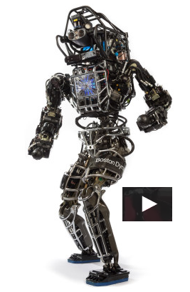 Boston Dynamics' Atlas Robot VIDEO