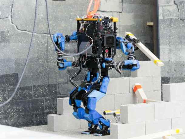 Google's HRP-2 Schaft Robot
