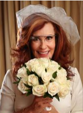 Marsha Collier's Wedding Photo with Google Glass