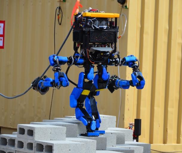 Schaft's DARPA Robotics Challenge Robot Image
