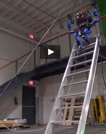 Schaft DARPA Robotics Challenge 8 Tasks + Special Walking VIDEO