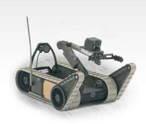 iRobot's 310 SUGV Robot