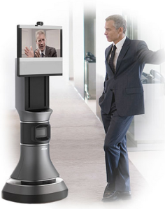 Ava 500 Video Collaboration Robot