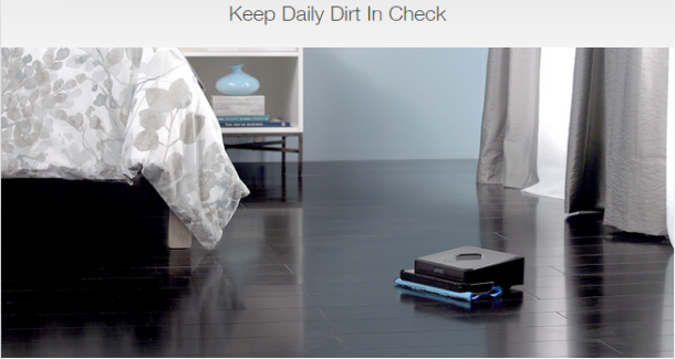 iRobot's Braava Floor Mopping Robot
