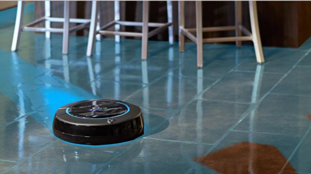 Floor Scrubbing Robot iRobot Scooba