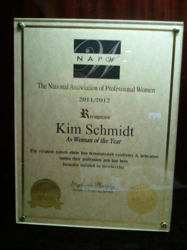 NAPW Woman of the Year, in the Library of Congress