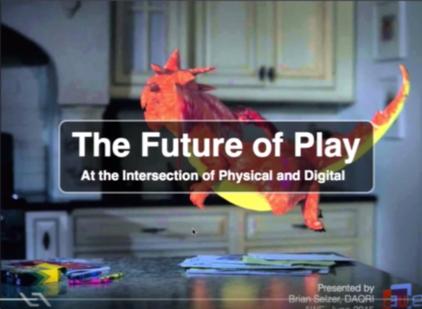 Brian Selzer DAQRI The Future of Play