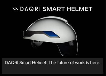 DAQRI SmartHelmet