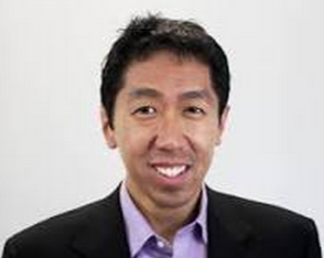 Andrew Ng, associate professor in the Department of Computer Science and the Department of Electrical Engineering by courtesy at Stanford University. He is chairman of the board of Coursera, an online education platform that he co-founded , Chief Scientist at Baidu Research in Silicon Valley
