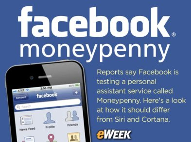 Facebook Moneypenny virtual assistant (Image courtesy of eWeek)
